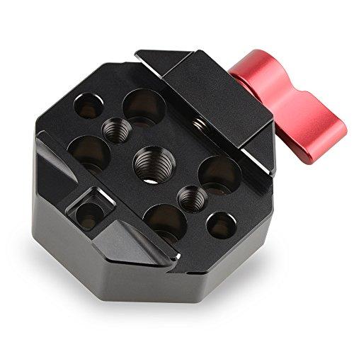 Placa de aluminio de montaje para DJI Ronin/Ronin-M/ronin-mx