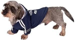 Wolters Cat&Dog 19551 Hunde Kapuzen-Shirt Sky Marshall 24cm marine-blau