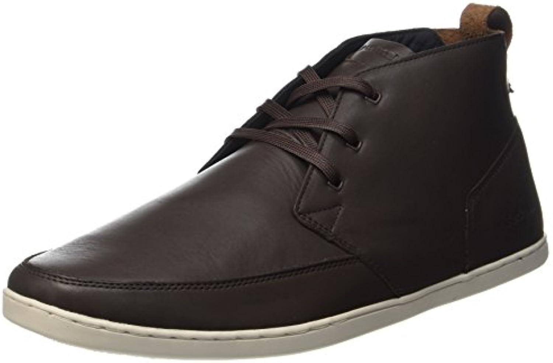 Boxfresh Herren Symmons Sh Lea Dk BRN Sneaker