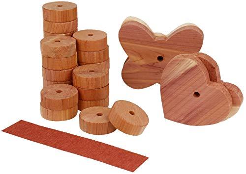 Protector antipolillas madera de cedro