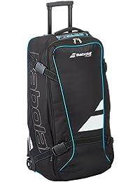 Babolat Travel Xplore Maleta con ruedas de Tenis, Unisex adulto, Negro / Azul, Talla Única