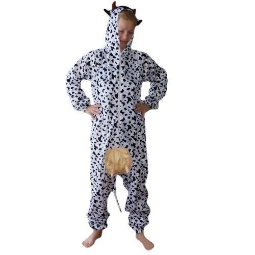 Kostüm Unterwasser Motto Party - Kuh-Kostüm, AN32 Gr. M, Kuh-Kostüme für Männer und Frauen,Kühe als Gruppen-Kostüme,  Faschings-Kostüme für Fasching Karneval Fasnacht, Faschings-Kostüme, Geschenk Erwachsene