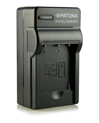3in1 Chargeur EN-EL19 pour Nikon Coolpix S100 | S2500 | S2550 | S2600 | S2700 | S2750 | S3100 | S3200 | S3300 | S3500 | S4100 | S4150 | S4200 | S4300 | S5200 | S6400 | S6500 et bien plus encore…