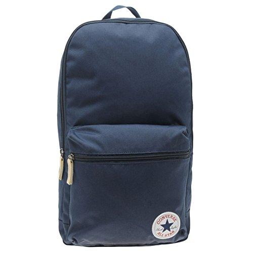 Imagen de converse– azul marino  bolsa de deporte gymbag– para niños, azul marino, h 44.5cm; w 29cm; d 13cm. alternativa