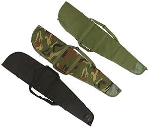 Nitehawk - Housse de transport pour fusil à air comprimé/fusil de chasse - rembourré - large