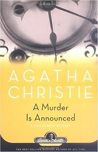 Se anuncia un asesinato par Agatha Christie