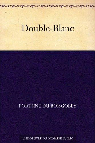 Couverture du livre Double-Blanc