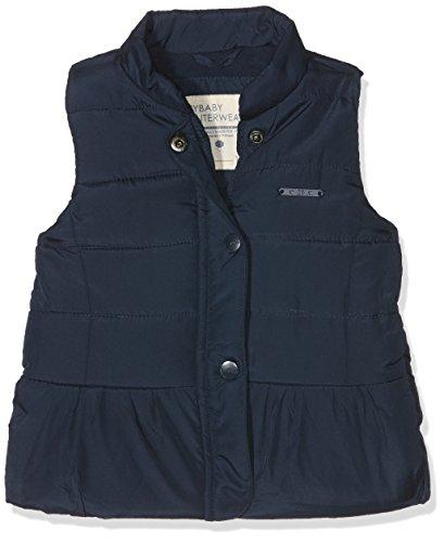 Zippy ZIPPY Baby-Mädchen Anzugweste Ztg27_410_2 Blau (Dress Blue) 74 (Herstellergröße: 6/9M)