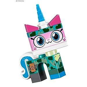 Lego Minifigures Unikitty! 8 - Camouflage Unikitty LEGO Unikitty LEGO