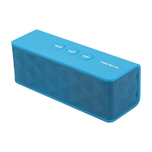 TECEVO T4 NFC Bluetooth Wireless Speaker With NFC Pairing And Microphone -...