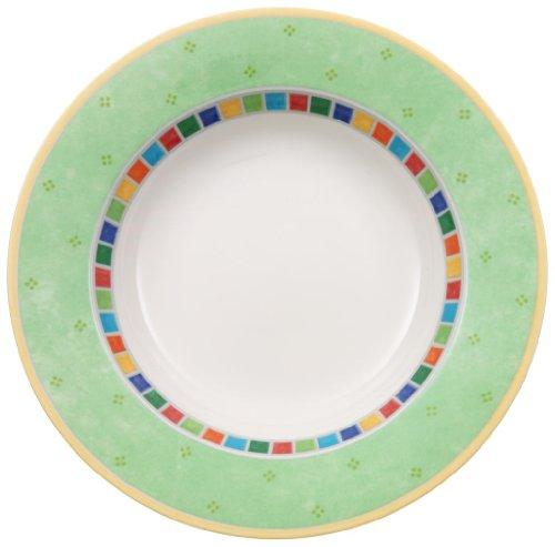 Villeroy & Boch Twist Alea Verde Soup Plate 24cm