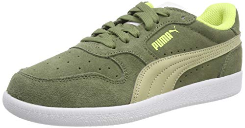 Jr, Unisex-Kinder Sneakers, Grün (Olivine-Elm-Puma White-Blazing Yellow), 37.5 EU (4.5 UK) ()
