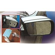 """Emergency Van Mpv Jeep Wing Mirror Repair Broken Door Glass Kit Easy Fix 10X7"""""""