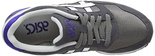 Asics Gel-Atlanis, Running Entrainement Mixte Adulte Gris (Grey/White 1101)