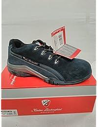 scarpa scarpe antinfortunistiche basse da lavoro lamborghini modello LOGAN  tg 40 3985b1290f0