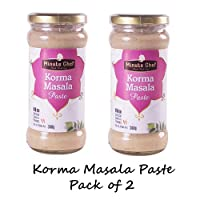 Minute Chef- Ready to Cook Korma Masala Paste, 360g Pack of 2
