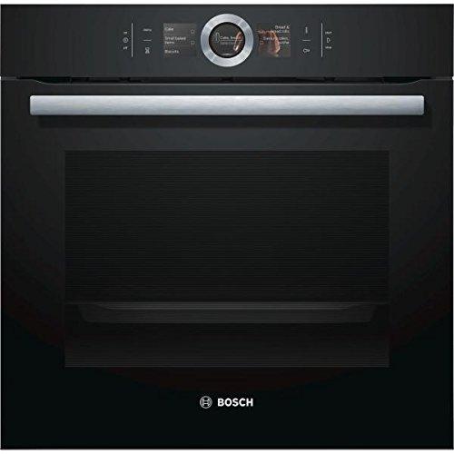 Bosch HBG679B1F four - fours (Moyenne, Intégré, Electrique, A, Noir, senseur)