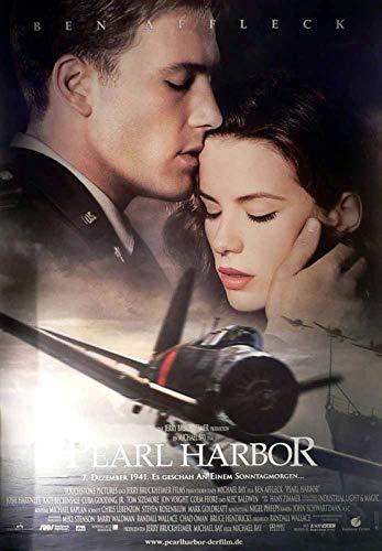 Pearl Harbor - Ben Affleck - Kate Beckinsale - Filmposter A1 84x60cm gerollt (1) (Ben Harbor Pearl Affleck)