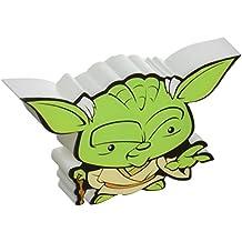 3DLIGHTFX - Mini Lámpara SW  Infantil Yoda