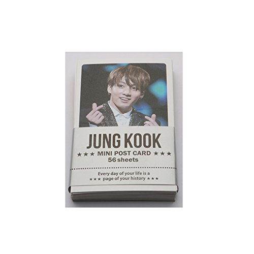 bts-kpop-jungkook-solo-mini-foto-tarjetas-set-59pcs