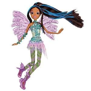 Winx Club Sirenix Deluxe Fashion Doll - Aisha