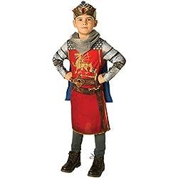 Rubie's-déguisement officiel - Rubie's- Déguisement Roi Arthur sublimation - Taille M- I-630701M