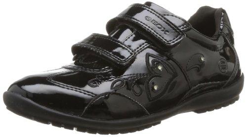 Geox - J Bon Bon D, Sneaker Bambina Nero