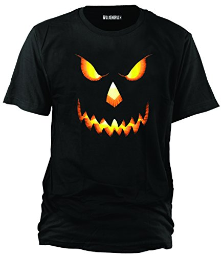 T-Shirt Halloween Pumkin Head, (Halloween Shirts)