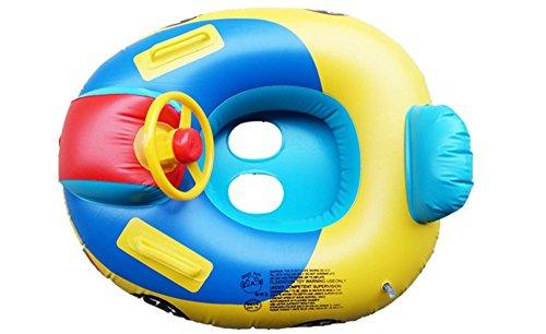 Aufblasbares Auto Schwimmring Lianshi Baby Pool Boot für Kinder für Kinder