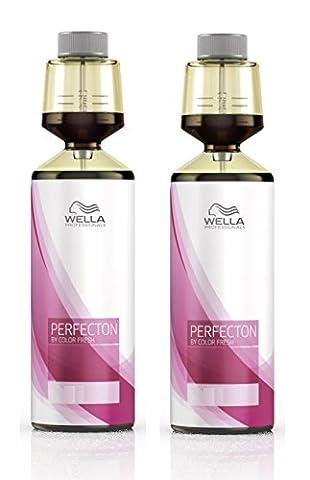 Wella 2x Perfecton Tonspülung /6 Violett 250 Ml