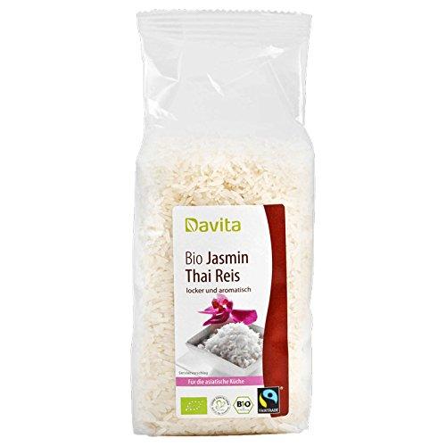 Preisvergleich Produktbild Davita Bio Jasmin-Thai-Reis 500g