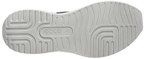 Ecco Herren Luca Sneaker Grau (Magnet/Marine)