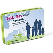 Talk-Box Vol. 10 - Neuland: 120 Karten für Gespräche mit Menschen aus aller Welt