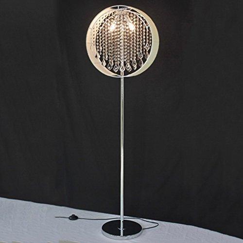 Stehlampe MEILING Tuch Abdeckung Moderne Mode Schlafzimmer Nachttisch Wohnzimmer Studie Kreative Wärme Kristall -
