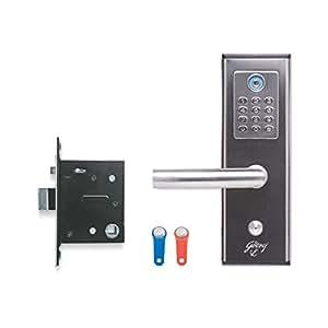 Godrej Locks I Secure Keypad Mortise Lock Left Amazon