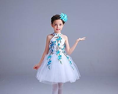 RENQINGLIN Kinder Kleid Prinzessin