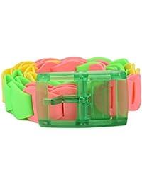 Tiekart women multi belt