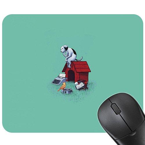 TS-nslixuan-Mausunterlage aus Gummi Computer PC Game Pad 90 G heiße Übertragung 240 x 200 (mm), erwägen die Ratte