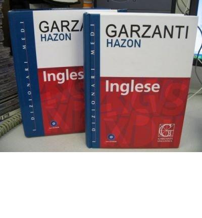 [(Dizionario Medio Hazon Inglese)] [Author: Garzanti Linguistica] published on (July, 2007)