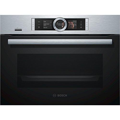 Preisvergleich Produktbild Bosch CSG656RS6 Serie 8 Backöfen / A+ / 47 L / PerfectRoast & PerfectBake Backsensor / edelstahl