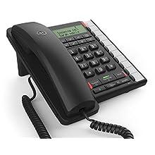 BT Converse 2300 Corded Telephone, Black