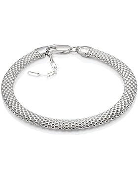 LillyMarie Damen Armband Silber 925 Schmuck-Etui Geschenk-Idee