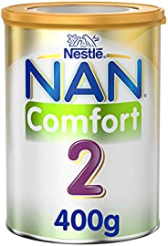 Nestle NAN COMFORT 2, From 6 to 12 months, Follow-up Formula for Colic, Gas, and Constipation, Fortified with
