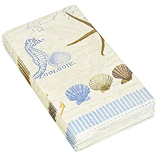 Avanti Antigua Guest Paper Towels, Multicolored
