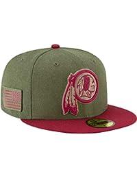 New Era 59Fifty - Cappellino con Logo Washington Redskins On Field 18 94dd209182a0