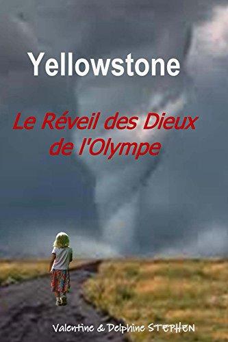 Le Réveil des Dieux de l'Olympe par Delphine Stephen