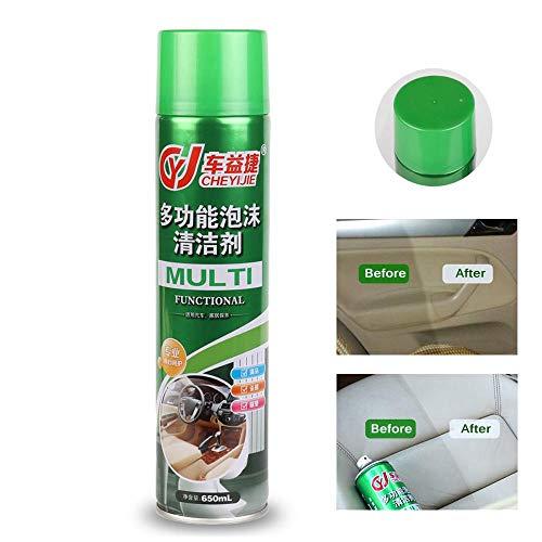 Schaumglas-Reiniger, Mehrzweck-Schaumreiniger Für Die Tiefenreinigung Für Haus Und Auto, Gesunde Und Umweltfreundliche Haushaltsreiniger