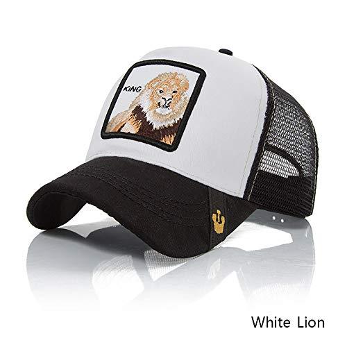 Godea Berretto da baseball regolabile del berretto da baseball di Strapback del berretto da baseball di logo ricamato animale dodici
