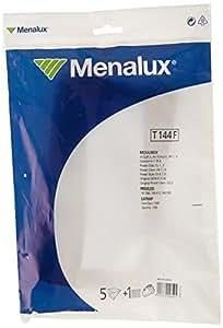 Menalux T144F 5 Sacs Aspirateur Compatible pour Moulinex + 1 Micro Filtre