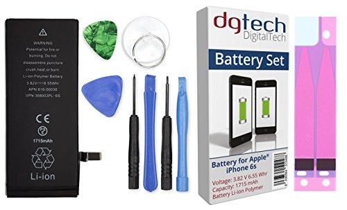 DigitalTech® - Batería Compatible iPhone